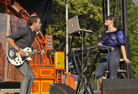 Pitchfork Festival, 07/19/2009